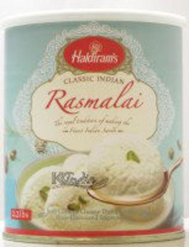 Picture of Haldiram's Rasmalai 1kg Can