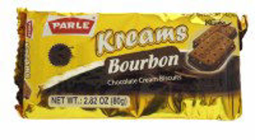 Picture of Parle Kreams Bourbon 80g