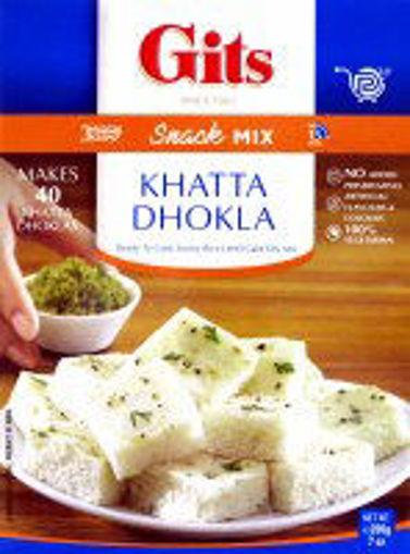 Picture of Gits Khatta Dhokla Mix 200g