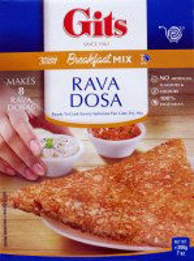 Picture of Gits Rava Dosai Mix 200g