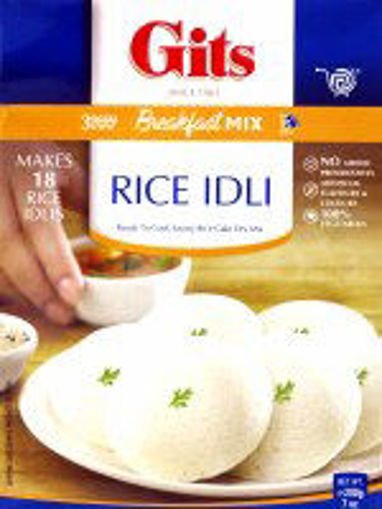Picture of Gits Rice Idli Mix 200g