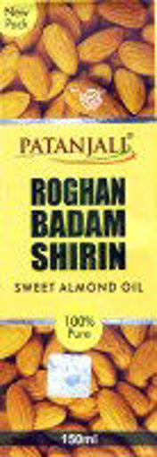 Picture of Patanjali Roghan Badam Shirin 150ml