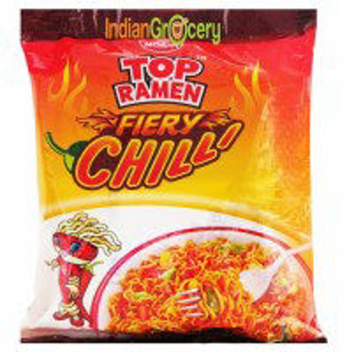 Picture of Top Ramen Fiery Noodles 70g