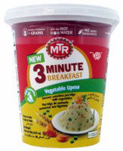 Picture of MTR Cup Vegetable Upma 80g