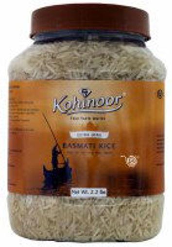Picture of Kohinoor Gold Basmathi Jar 1 Kg