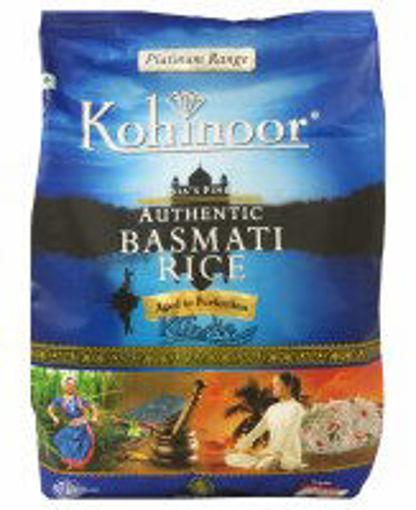 Picture of Kohinoor Platinum Basmati Rice 1 Kg