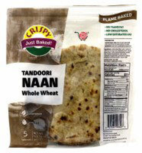 Picture of Crispy Wheat Naan 500g