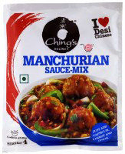 Picture of Chings Manchurian Sauce Mix 52 Gm