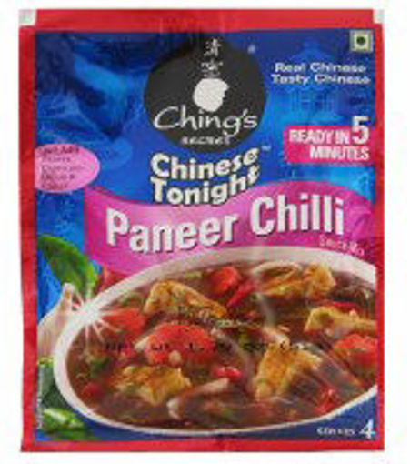 Picture of Chings Paneer Chilli Sauce Mix 52g