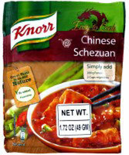 Picture of Knorr Chinese Schezuan Sauce 49g