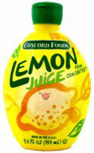 Picture of Lemon Juice 4 1/2 Oz