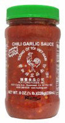 Picture of Sambal Chili Garlic Sauce 8oz
