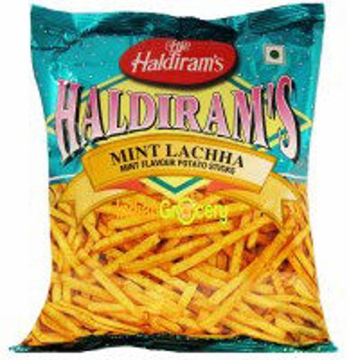 Picture of Haldiram's Mint Lachha 200g
