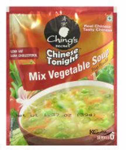 Picture of Chings Mix Veg Soup 55g