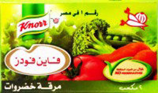 Picture of Knorr Chicken Cubes 24g