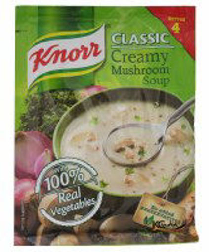 Picture of Knorr Creamy Mushroom Soup 56g