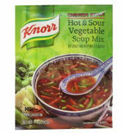 Picture of Knorr Hot & Sour Veg Soup Mix (47g)