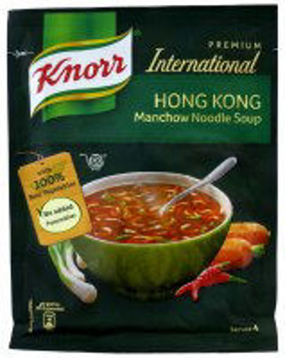 Picture of Knorr Manchow Noodle Soup Hong Kong