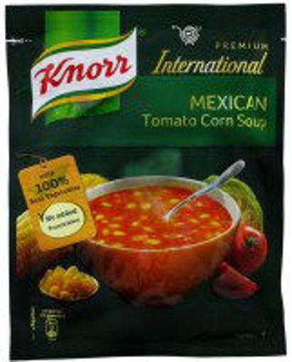 Picture of Knorr Mexican Tomato Corn Soup