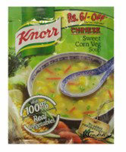 Picture of Knorr Sweet Corn Veg Soup Mix (51g)