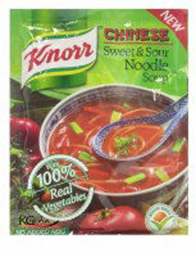 Picture of Knorr Sweet&sour Noodle Soup