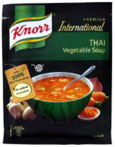 Picture of Knorr Thai Vegetable Soup