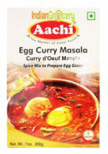 Picture of Aachi Egg Curry Masala 200g