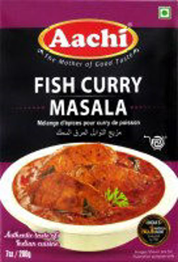 Picture of Aachi Fish Curry Masala 200g