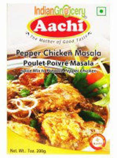 Picture of Aachi Pepper Chicken Masala 200g