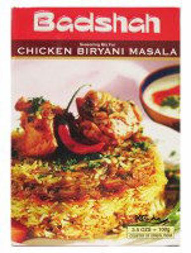 Picture of Badshah Chicken Biryani Masala 100g