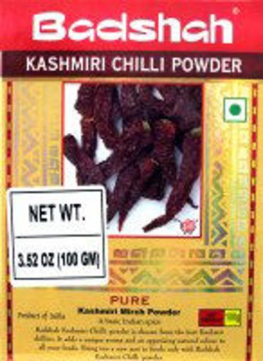 Picture of Badshah Kashmiri Chilli Powder 100gm
