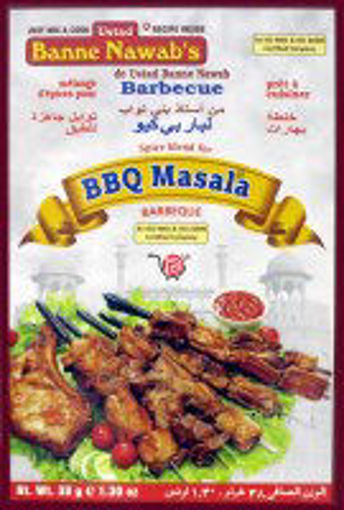 Picture of Banne Nawab's Bbq Masala 38g