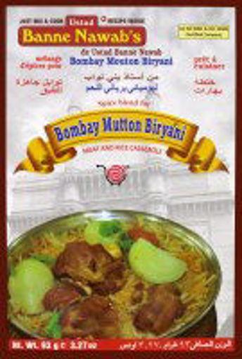 Picture of Banne Nawab's Bombay Mutton Biryani 70g