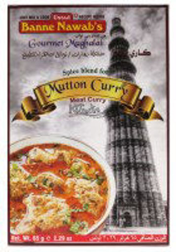 Picture of Banne Nawab's Mutton Curry Masala 65g