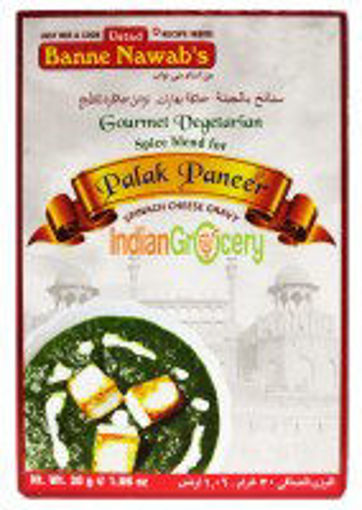 Picture of Banne Nawab's Palak Paneer 30g