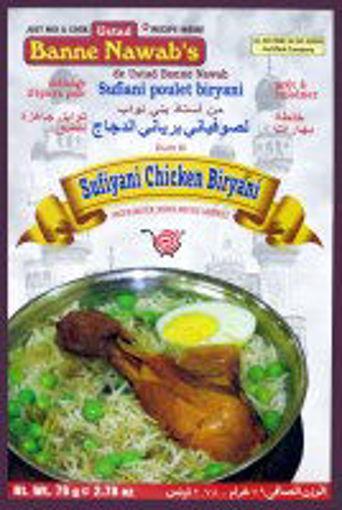 Picture of Banne Nawab's Sufiyani Chicken Biryani 70g