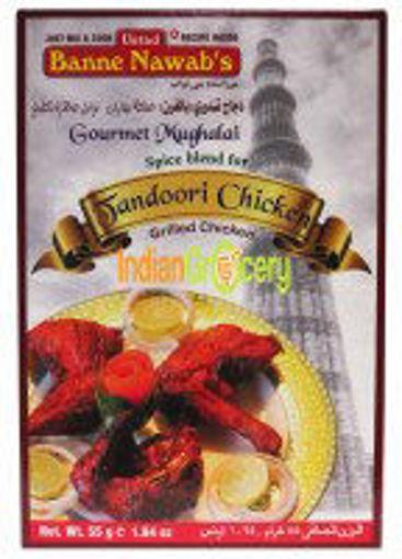 Picture of Banne Nawab's Tandoori Chicken Masala Mix 55g