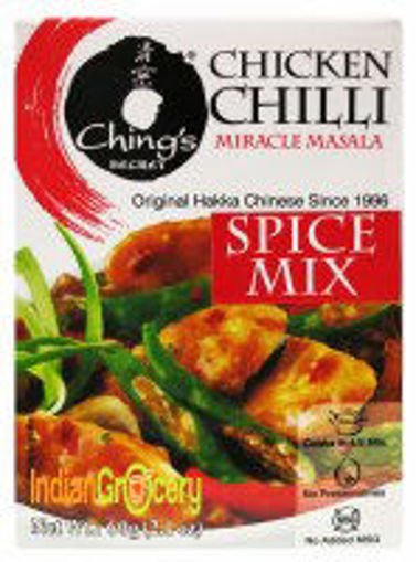 Picture of Ching's Chilli Chicken Masala 50g