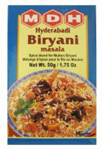 Picture of MDH Hyderabadi Biryani Masala 50g