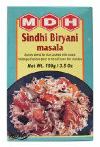 Picture of MDH Sindhi Biryani Masala 100g