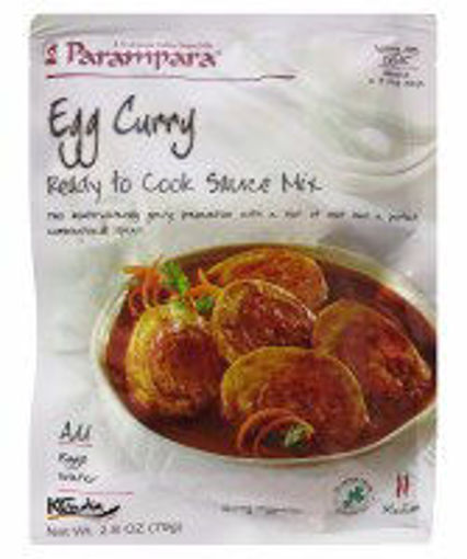 Picture of Parampara Egg Gravy Mix 79g