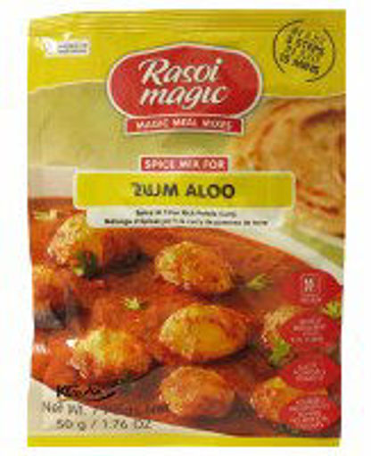 Picture of Rasoi Magic Dum Aloo Mix 50gm