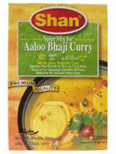 Picture of Shan Aaloo Bhaji Curry Mix 50g