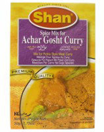 Picture of Shan Achar Gosht Curry Mix 50g