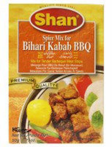 Picture of Shan Bihari Kabab Bbq Mix 50g