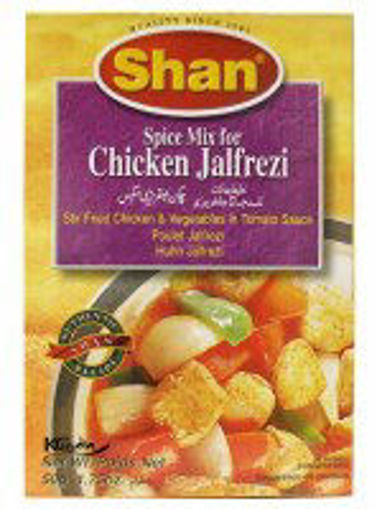 Picture of Shan Chicken Jalfrezi Mas 50g