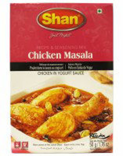 Picture of Shan Chicken Masala 50g