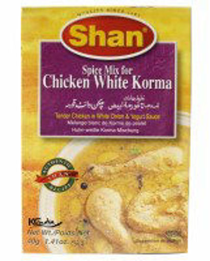 Picture of Shan Chicken White Korma 50g