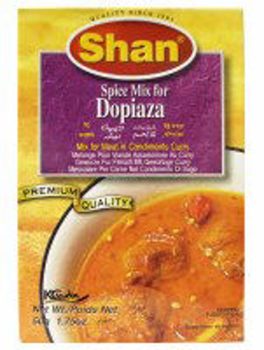 Picture of Shan Dopiaza Mix 50g