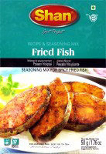 Picture of Shan Fish Fry Mix 50g